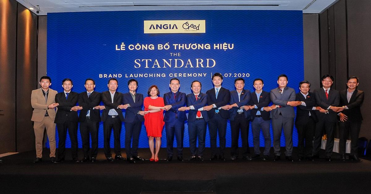 Chiến lược khác biệt của An Gia trong lĩnh vực nhà ở biệt lập mang thương hiệu The Standard