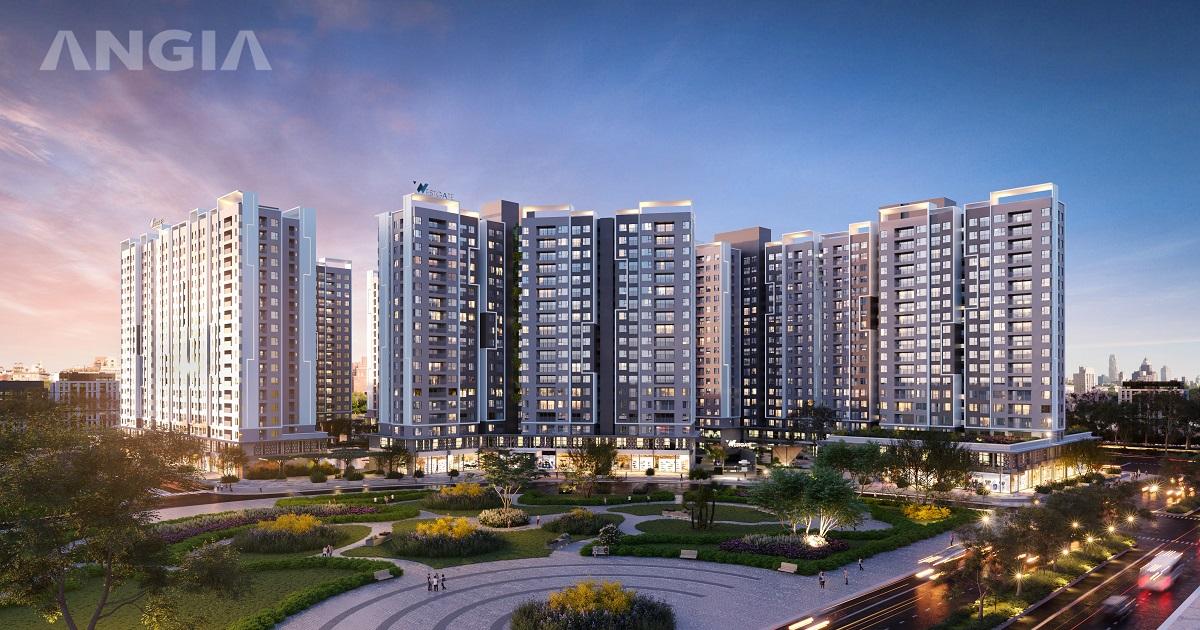 """Đòn bẩy hạ tầng """"làm nóng"""" thị trường bất động sản khu Tây Sài Gòn"""