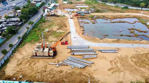 Tiến độ xây dựng dự án căn hộ WestGate Tháng 11/2020 - CĐT An Gia