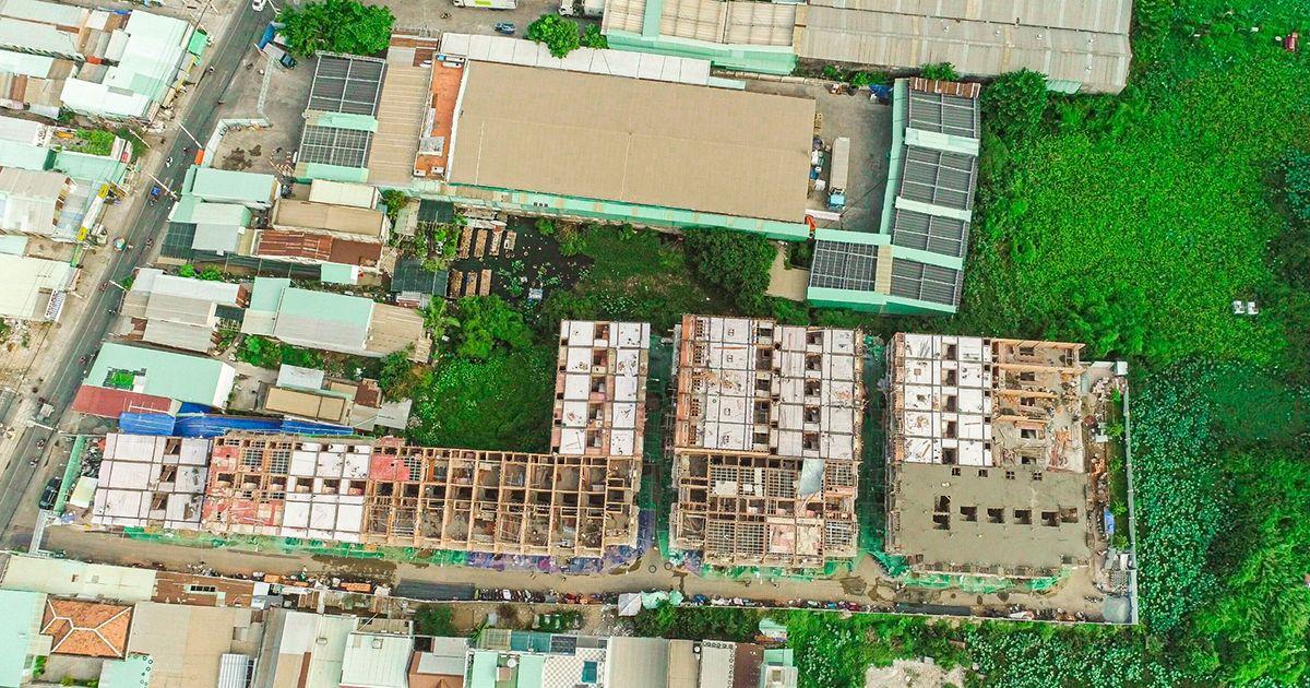 Vì sao biên độ tăng giá BĐS khu Tây Sài Gòn còn lớn?