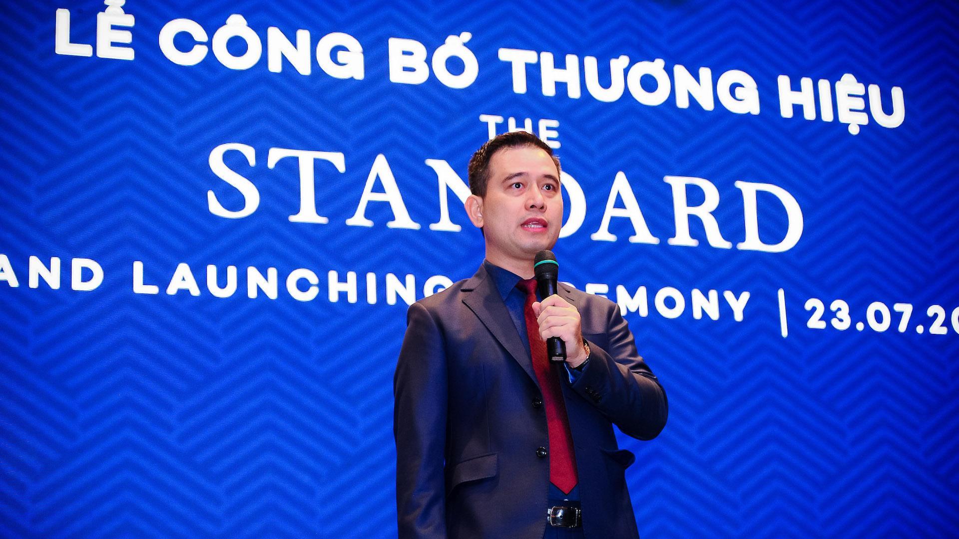 Ông Nguyễn Trung Tín – Phó Chủ tịch HĐQT Tập đoàn Bất động sản An Gia